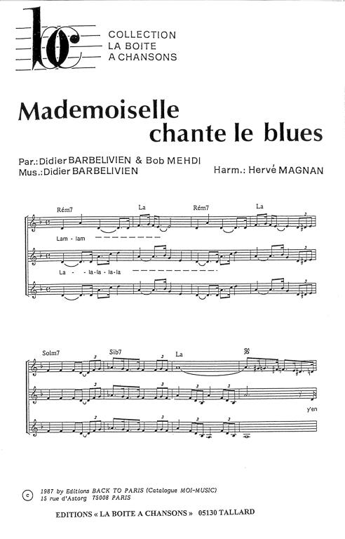 chanson didier barbelivien