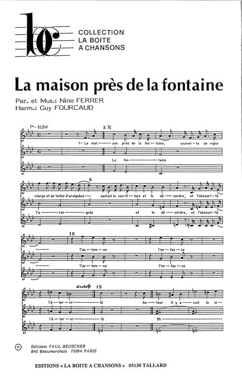 partition de musique 233 diteur de partitions pour chorale